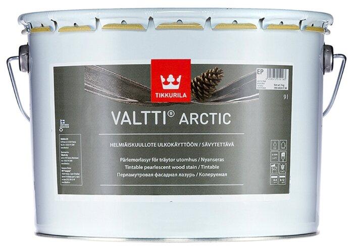 Водозащитная пропитка Tikkurila Valtti Arctic
