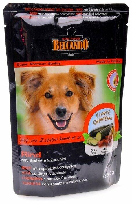 Корм для собак Belcando Говядина с лапшой и цукини (0.3 кг) 1 шт.