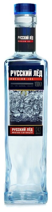 Водка Русский Лед, 0.5 л