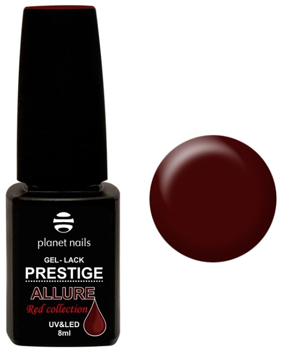 Гель лак planet nails Prestige Allure