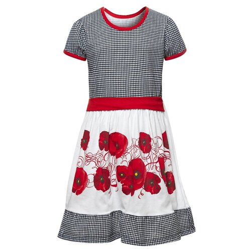 Платье M&D размер 92, клетка