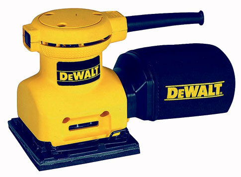 Плоскошлифовальная машина DeWALT DW411