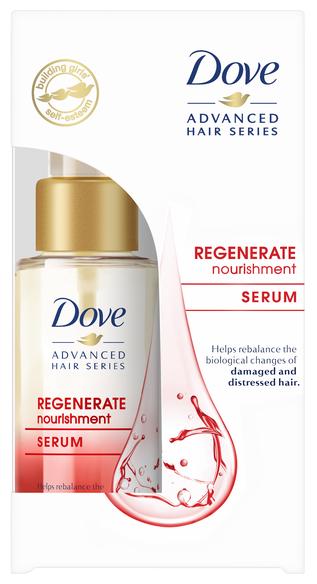 Dove Мacло сыворотка для волос Прогрессивное Восстановление