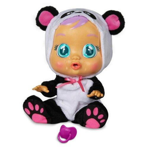 Купить Пупс IMC toys Cry Babies Плачущий младенец Pandy, 31 см, 98213, Куклы и пупсы