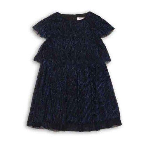 Платье Minoti размер 2-3г, темно-синий свитшот minoti размер 2 3г зеленый