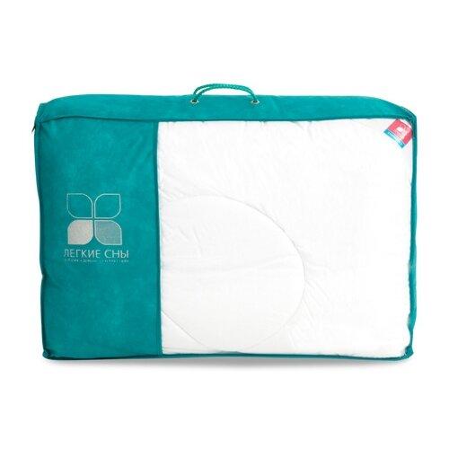 Одеяло Легкие сны Лель, теплое, 110 х 140 см (белый)