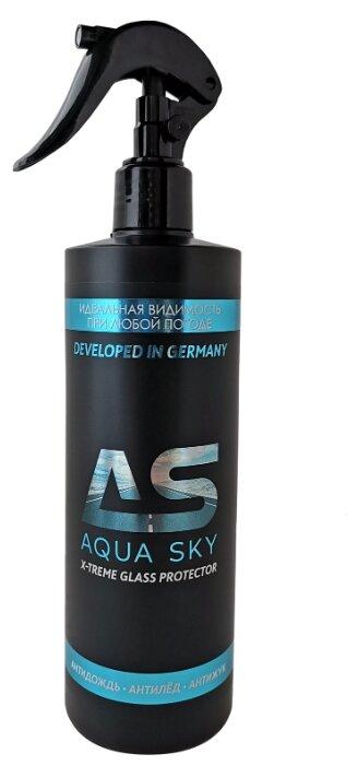 Aqua Sky Полироль для автостекол X-treme glass protector GPR0001 400 мл, 0.4 л