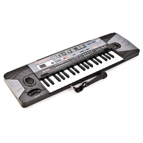 Play Smart пианино 0889 черный, Детские музыкальные инструменты  - купить со скидкой