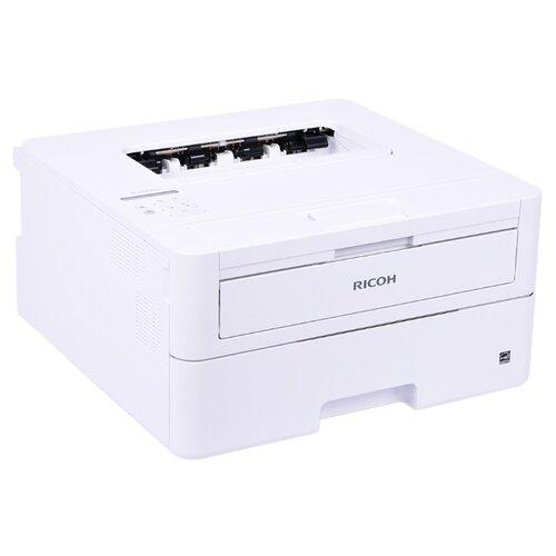 Фото - Принтер Ricoh SP 230DNw, белый принтер ricoh sp 6430dn белый