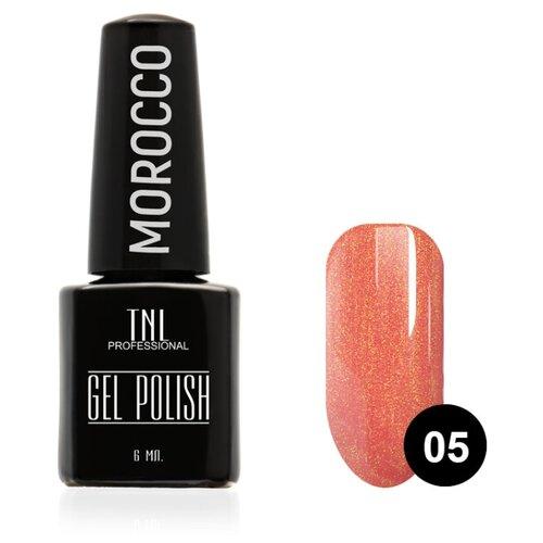 Купить Гель-лак для ногтей TNL Professional Morocco, 6 мл, оттенок №005- марокканский апельсин