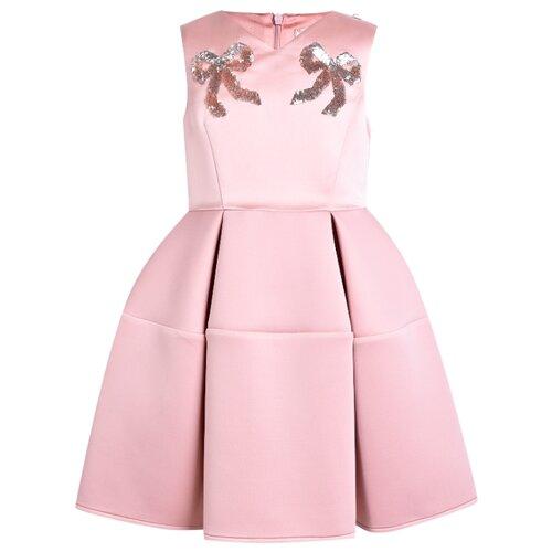 Платье Elisabetta Franchi размер 152, розовый