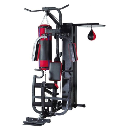 Многофункциональный тренажер DFC D3001C1 черный/красный тренажер многофункциональный royal fitness bench 1520