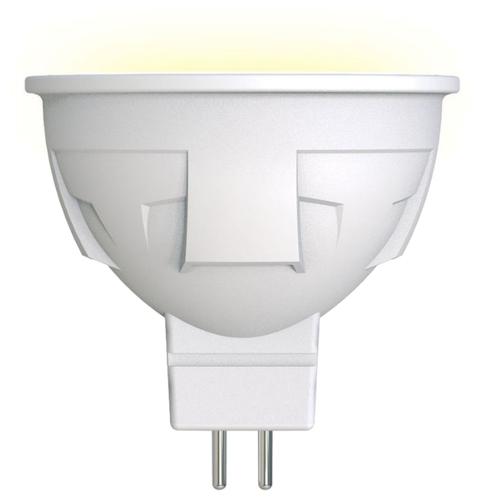 Лампа светодиодная Uniel FR/DIM PLP01WH, GU5.3, JCDR, 6Вт — цены в магазинах рядом с домом на Яндекс.Маркете