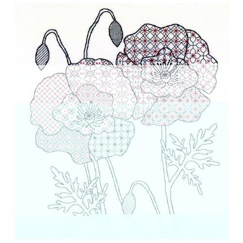 Купить Набор для вышивания Poppy (Мак), Bothy Threads, Наборы для вышивания