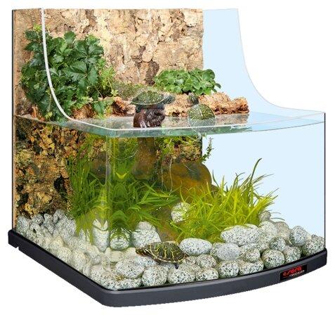 Террарриум с подставкой, сборный, открытый 80 л Sera Aqua Biotop