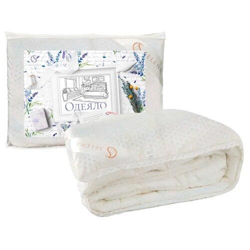 Одеяло Selena Provence line белый 140 х 205 см