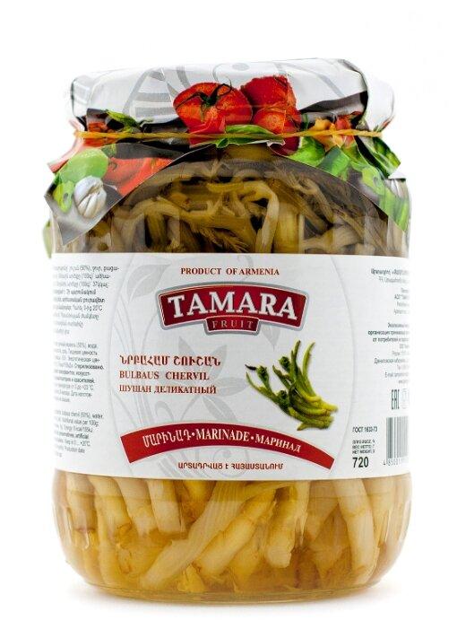 Овощные консервы Тамара Шушан маринованный