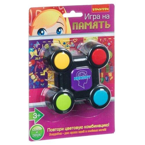 Купить Настольная игра BONDIBON На память для девочек, Настольные игры