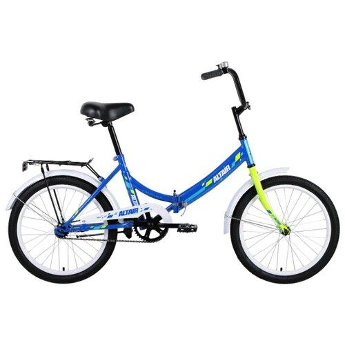Городской велосипед ALTAIR City 20 (2019) синий 14
