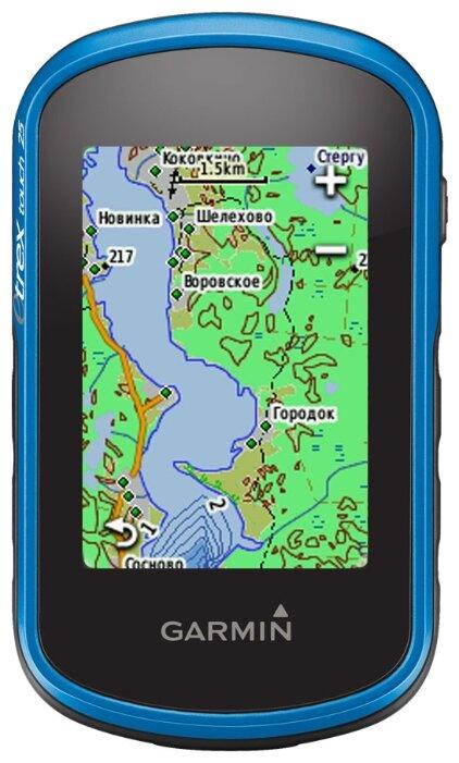 Навигатор Garmin eTrex Touch 25 фото 1