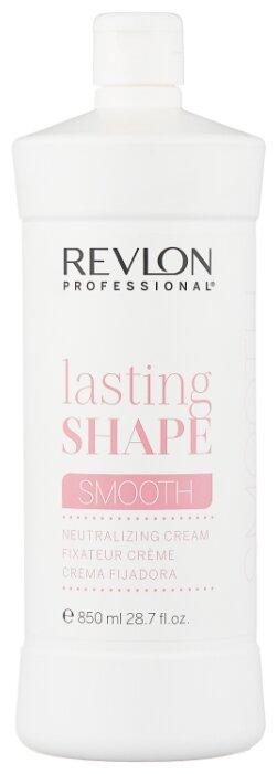 Revlon Professional Lasting Shape Smooth Нейтрализующий крем для выпрямления волос, 850 мл