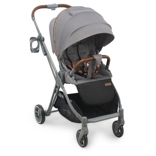 Купить Прогулочная коляска Happy Baby Luna grey, Коляски