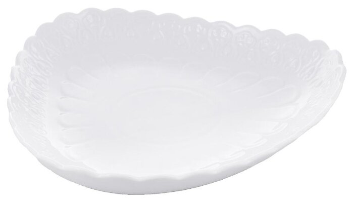 Millimi Блюдо Жемчуг 25.5 х 25.5 х 5 см