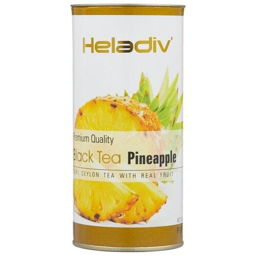 Фото - Чай черный Heladiv Premium Quality Black Tea Pineapple, 100 г чай heladiv hq green tea 100 пак