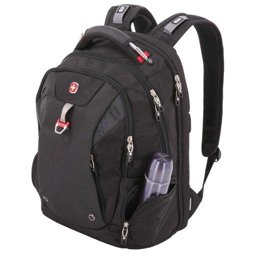 Рюкзак SWISSGEAR, 15'', черный, полиэстер 900D, SA5902201416