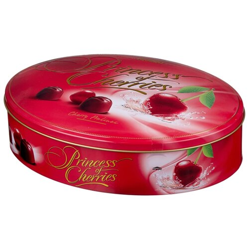 цена на Набор конфет Magnat Christmas Princess of Cherries с ликером, 290 г