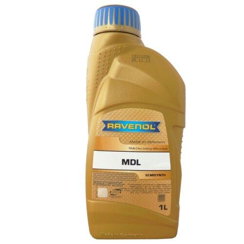 Трансмиссионное масло Ravenol MDL 1 л herz mdl 3 page 1