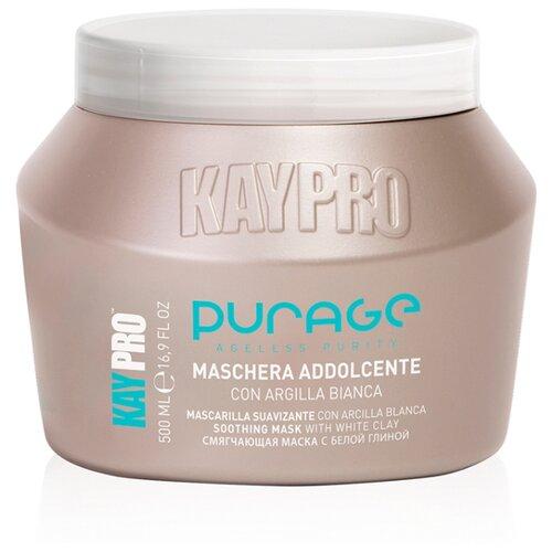 KayPro Purage Маска для волос на основе белой глины, 500 мл