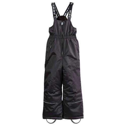 Купить Полукомбинезон KERRY JACK K19451 размер 110, 042 черный, Полукомбинезоны и брюки