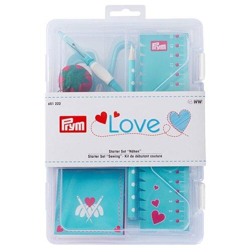 Купить Prym Базовый набор Шитье прозрачный/мятный, Инструменты и аксессуары