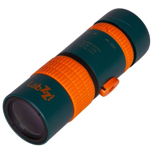 Фото - Монокуляр LEVENHUK LabZZ MC6 синий/оранжевый монокуляр levenhuk labzz mc4 74097