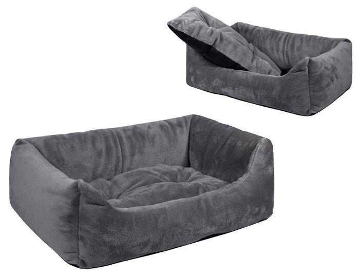 Лежак для кошек, для собак Zoo-M Lion (9802) 71х53х21 см