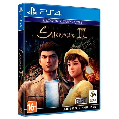 Купить Игра для PlayStation 4 Shenmue III. Издание первого дня, Deep Silver
