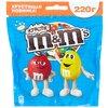 Драже M&M's Crispy в шоколадной глазури