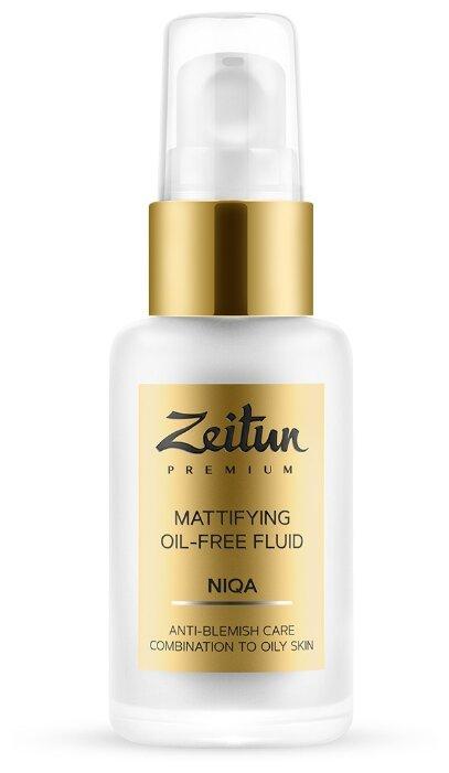 Zeitun Premium NIQA Флюид дневной матирующий