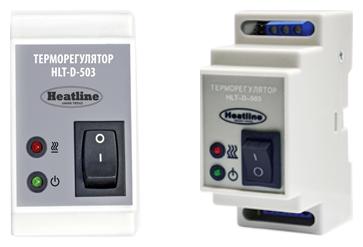Терморегулятор Heatline HLT-D-503