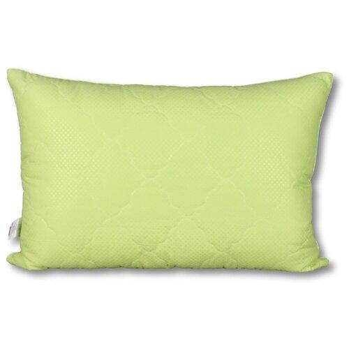 Подушка АльВиТек Крапива-Микрофибра (ПМК-070) 68 х 68 см салатовый наволочка альвитек гостиница 68 68 см сатин