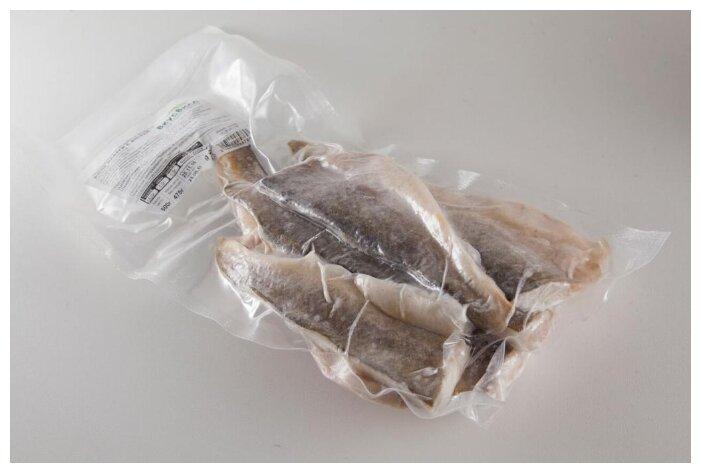 ВкусВилл Замороженная навага филе с кожей 500 г