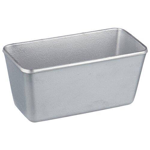 Форма для хлеба алюминиевая Kukmara x500 (21.5х10.5х10 см) сковорода d 24 см kukmara кофейный мрамор смки240а