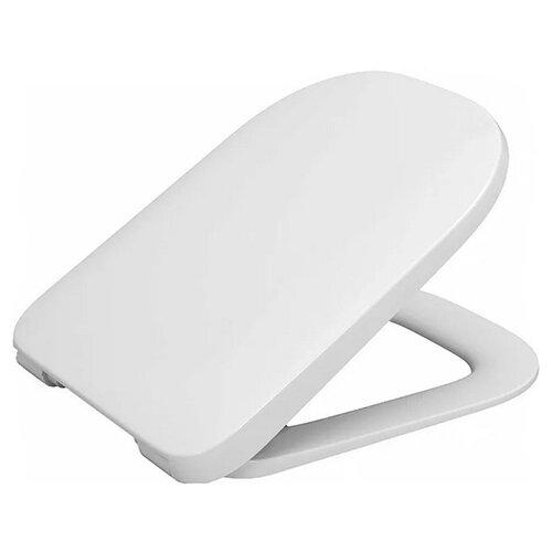 Крышка-сиденье для унитаза Roca The Gap 801472001 дюропласт с микролифтом белый крышка сиденье для унитаза roca gap 801470004