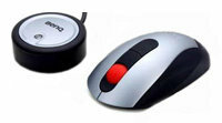 Мышь BenQ M306 Silver USB+PS/2