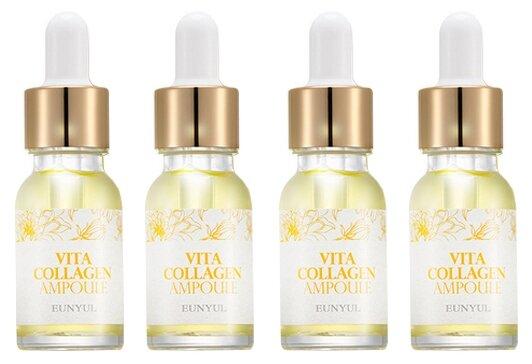 Eunyul Ampoule Vita Collagen Сыворотка для лица