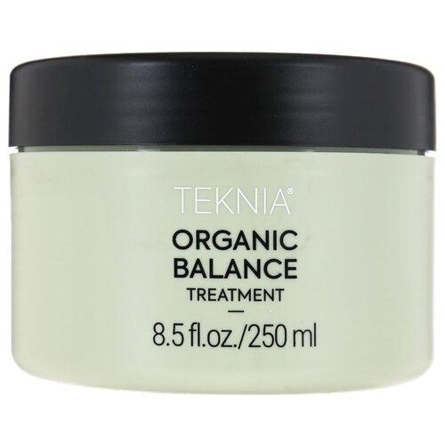 Lakme Teknia Organic Balance Treatment Интенсивная увлажняющая маска для всех типов волос, 250 мл organic oil маска для всех