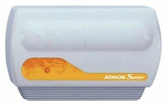 Проточный электрический водонагреватель Atmor Summer кран