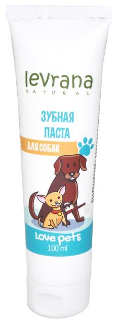 Зубная паста Levrana для собак 100 мл