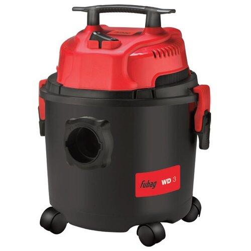 Фото - Профессиональный пылесос Fubag WD 3, 1200 Вт профессиональный пылесос nilfisk vl 200 20 pc 1200 вт